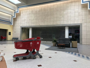 The Enfield Square Mall is home to a busy Target store, but has lost anchor stores Macy's and Sears in the last few years.
