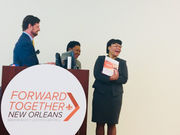 Buy power for New Orleans drainage pumps, Cantrell transition team recommends