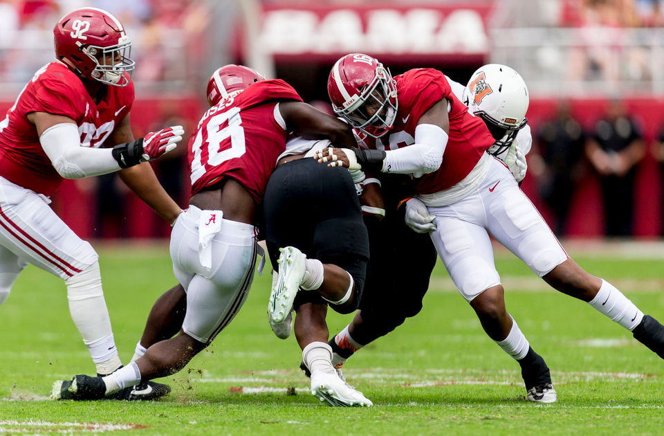 Alabama's depth at inside linebacker takes another hit