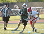 Fayetteville-Manlius storms back to upset Baldwinsville in Class A boys lacrosse semifinal