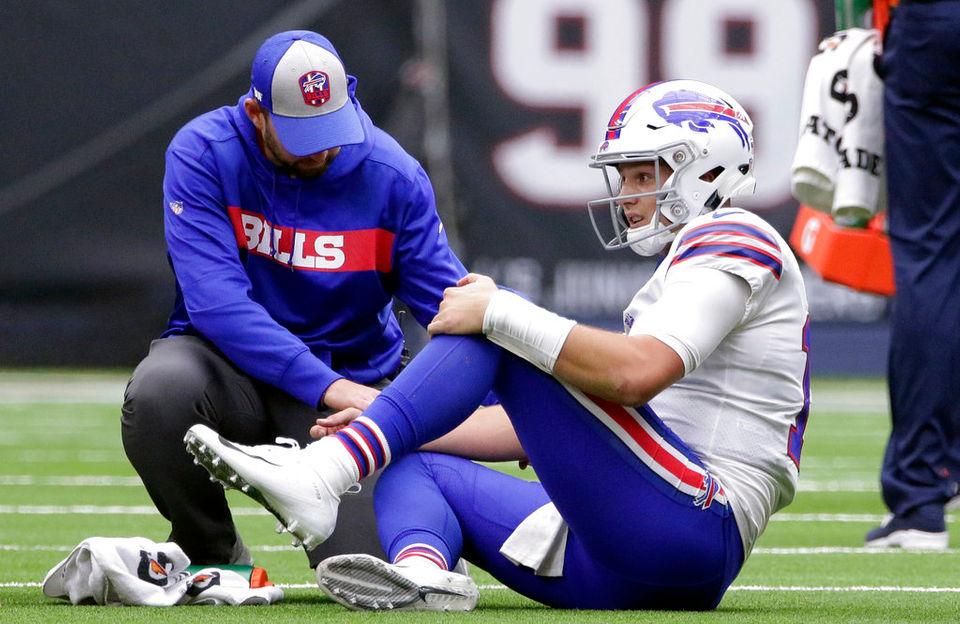 NFL Injury Report Week 9: Fantasy football news