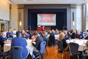 MassLive Media's Digital Marketing Boot Camp draws over 100 to College of the Holy Cross (Photos)