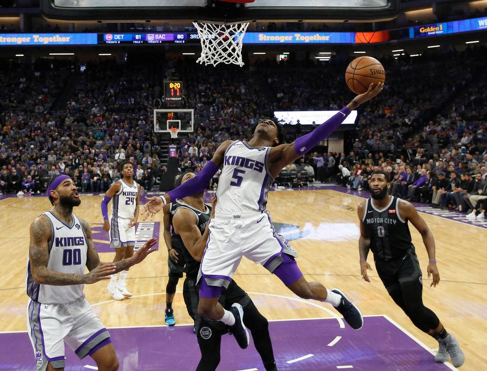 Portland Trail Blazers vs. Sacramento Kings: