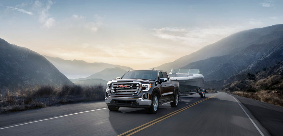 New GMC Sierra takes tailgate and technology to new heights