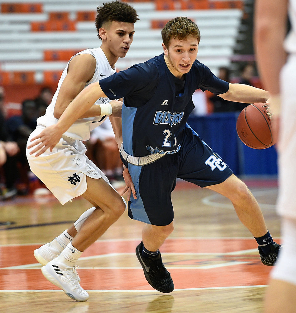 Central new york high school boys basketball syracuse dante griffin scores 36 as utica notre dame earns class a title over bishop grimes boys basketball fandeluxe Image collections