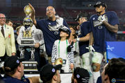 Scenes from Penn State's dramatic Fiesta Bowl win over Washington
