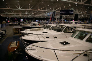 CLEVELAND, Ohio - It's that time of the year again when people are starting to think of their summer plans. And, there's no place like the 2019 Progressive Cleveland Boat Show to make you think of summer. Hundreds of boats are on display, in all price ranges from the low thousands to prices that exceed $1 million for some of the high end yachts -- many of which have outboard engines. If you can't get down to the show at the IX Center, that runs through Monday, here's a chance to check out some of the most impressive, luxurious (and expensive) boats at the show. If these are out of your price range, don't worry there's something in almost every price range available.  Prices shown for the boats are the list prices, and many of the dealers are offering boat show discounts.