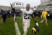 Against MSU, emotion, retribution and Michigan's 'revenge tour' rolls on
