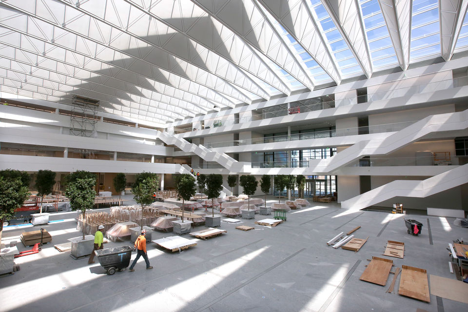 Collaboration is at the core of Cleveland Clinic, CWRU's new