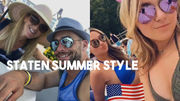 Staten Island's Best Dressed: Summer selfies, Fourth of July fashions & more
