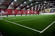 Detroit soccer team cuts ribbon on new indoor sports facility and bar