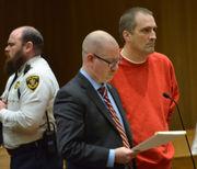 Gary Schara denies murder charge in 1992 killing of Lisa Ziegert in Agawam