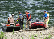 Body found in Delaware River downstream from where man went missing