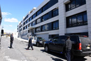 Building that houses Hudson County offices is evacuated