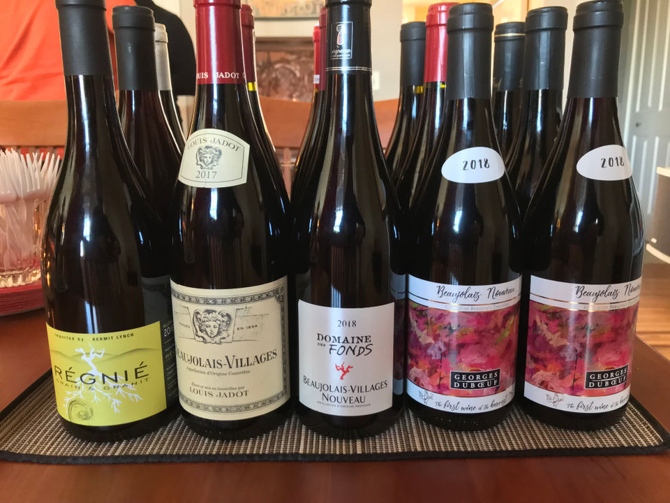 Wine Press: 10 Beaujolais 'Cru' Wines Raise The Bar (Tasting Notes, Photo Gallery)