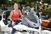 Seen@ The 2018 Melha Riders Motorcycle Hospital Run in Springfield