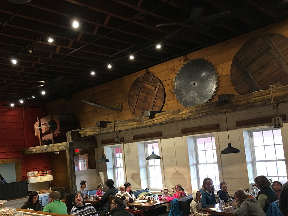 Auburn's New Hope Mills Cafe: Home of the perfect pancake (Dining out review)