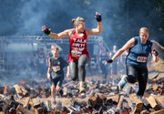 Seen@ The 2018 Rugged Maniac 5K obstacle race in Southwick