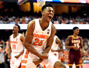 Tyus Battle declares for NBA Draft, won't hire an agent