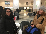 'It's been a long ride': Union Station busy with rushed, stressed and fast-moving Thanksgiving travelers