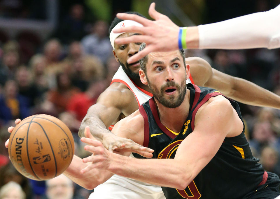 Top 18 highest-paid Cleveland athletes in 2019