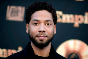 "In this May 20, 2016 file photo, actor and singer Jussie Smollett attends the ""Empire"" FYC Event in Los Angeles."