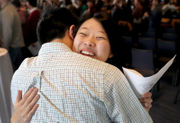 Match Day for CWRU medical students (photos)