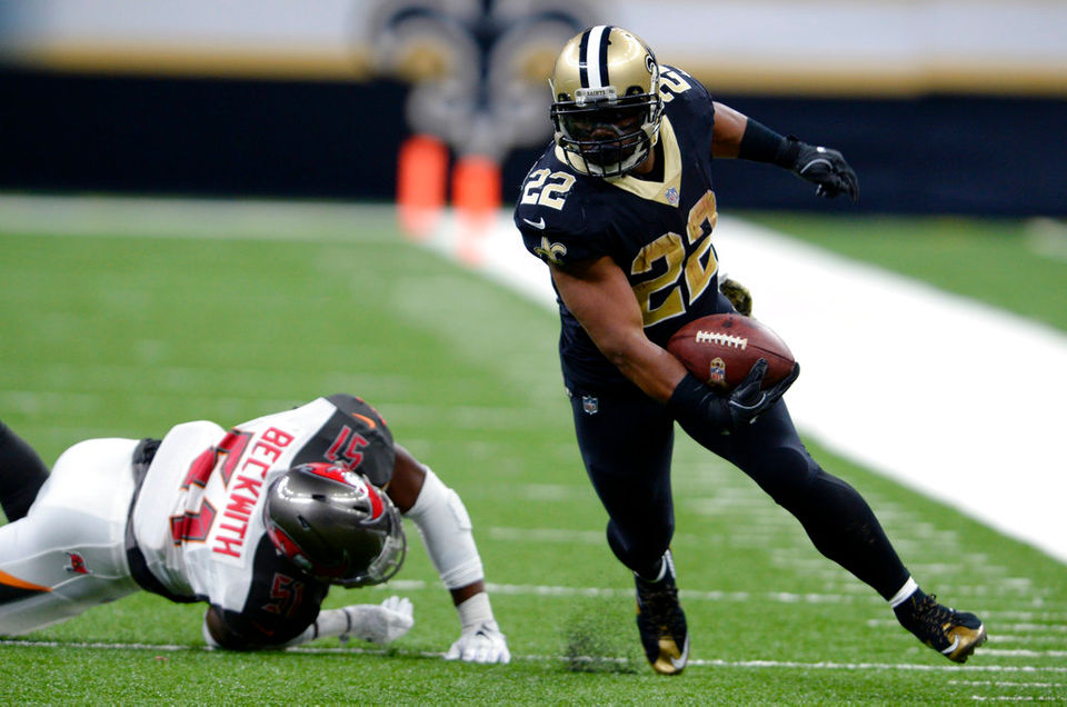 Saints' Mark Ingram 'ready to go' with 4-game NFL suspension over
