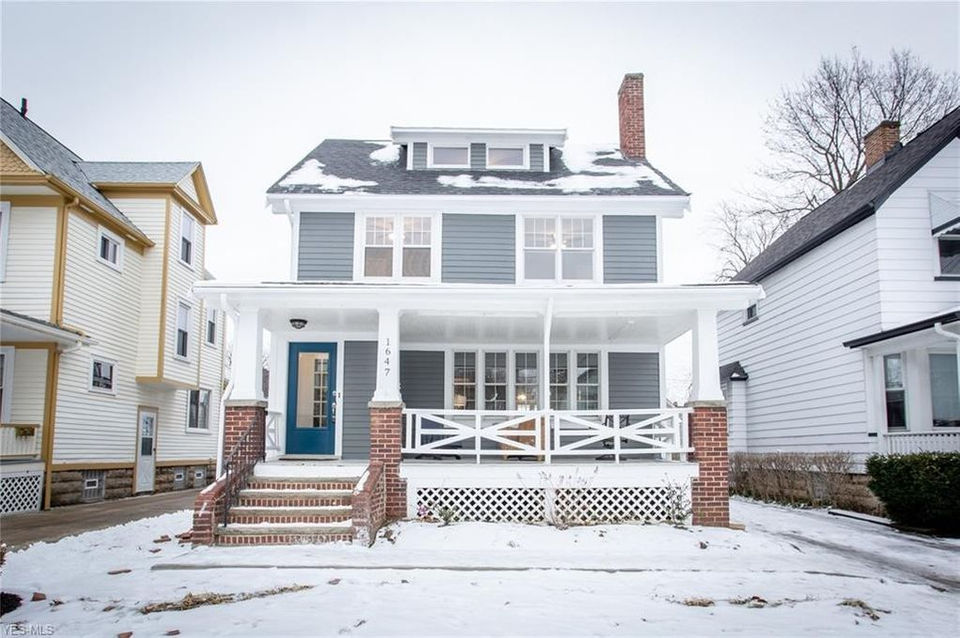 Charming Renovated Century Old Home In Lakewood For Under 330k - House-of-bedrooms-style