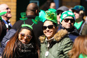 A sea of green for Bayonne St. Patrick's Day parade
