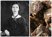 Why I'm baking Emily's Black Cake, a Victorian holiday recipe from the poet Dickinson (video)