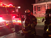 FDNY fought fire in Tottenville home on Friday