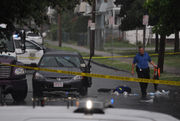 Springfield cop struck by suspect no stranger to dangers of his job