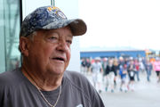 Fan celebrates his 1,000th NASCAR race this weekend at MIS