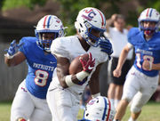 5 Curtis football standouts from spring game 2018