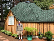 Granny flat is a geodesic dome: Small, second home rises in SW Portland backyard (photos, video)