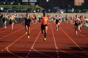 Top 10 girls leaders in every event for the Selby Track and Field Classic