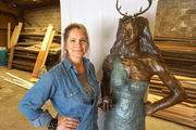 $20,000 feminist statue rejected, sabotaged, and tangled in red tape