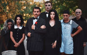 Scenes from Standing Ovation's sold-out production of 'The Addams Family'