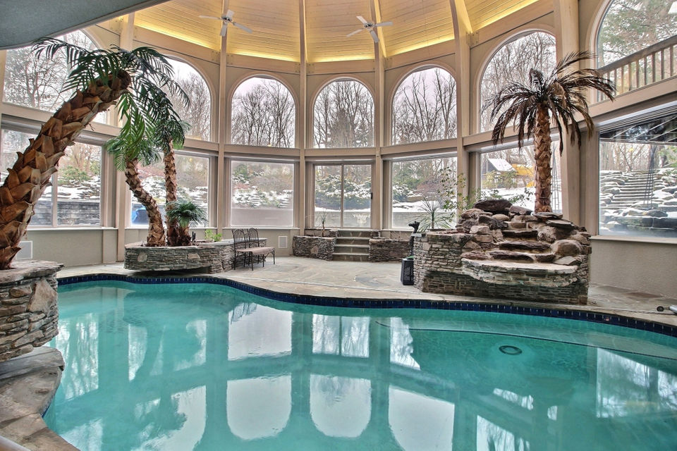 Pepper Pike house with to-die-for indoor pool asks $1.7M ...