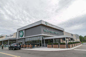 The new Whole Foods in Orange Village is like a store in a restaurant