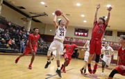 HS basketball: Farrell, Sea and Moore in CHSAA playoff action this weekend