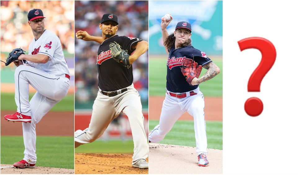 ready for october who should be the cleveland indians four
