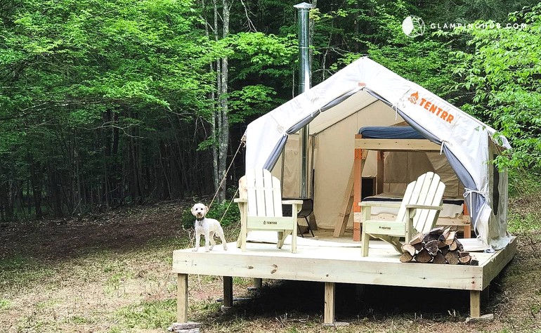 Here are 18 new glamping places to stay in Upstate NY