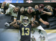 #NoRecordisSafeTourVol.3: Michael Thomas rising to top of NFL WR hierarchy