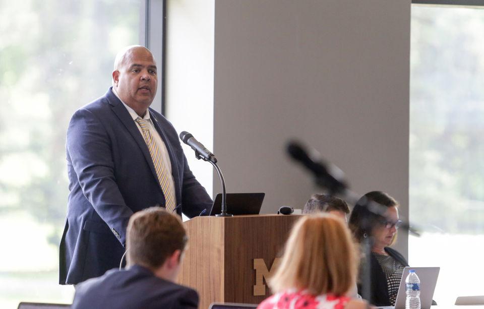 Michigan athletics projects $2.5 million surplus in $187 million budget