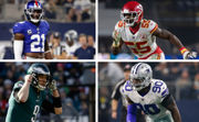 NFL free agency: Ranking top 50 players available, predicting possible landing spots for Antonio Brown, Le'Veon Bell, Nick Foles, DeMarcus Lawrence?