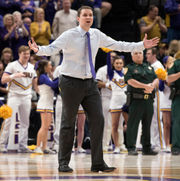 If you light LSU coach Will Wade's fuse, step back and watch the fireworks
