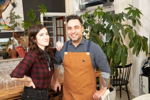 "Robinson and Viana hope to take the Heirloom model and replicate it. They're entertaining opportunities in Philly or Asbury Park.  ""A lot of contenders on 'Top Chef' hope to make a name for themselves or change where they are in their career and find their place,"" says Viana. ""I have that already. Heirloom is my home. I love what we do and the culture that we have, and the show has just been making us a busier restaurant and bringing people in that normally would never have gone to Old Bridge to eat dinner."""