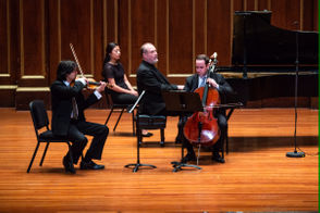 Concert: BSO Chamber Players with Garrick Ohlsson in Boston - Oct. 21, 2018